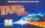 FESTA DE L'AFA 2019.  DMS BACK TO THE FUTURE 2019 – 1989